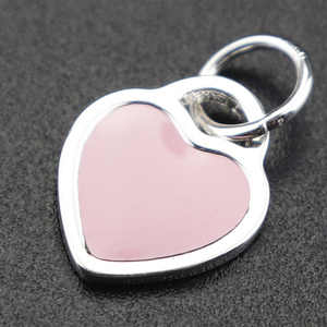 Best Selling custom made logo and name engraved blank 925 silver heart pendant custom sterling silver jewelry tags