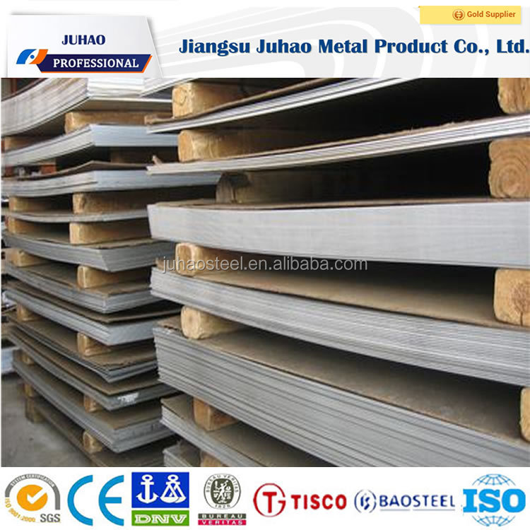 High Quality 2B Finished 316 Stainless Steel Plate