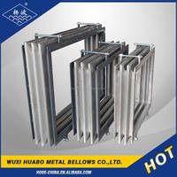 Rectangular yang bo flexible bellows expansion joints for machinery equipment