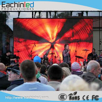 Outdoor P7.8125 LED Video wall for stage/club/event/show/concert