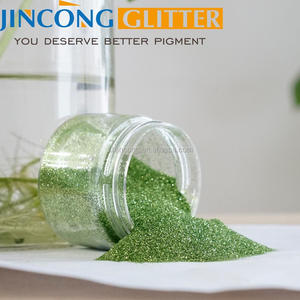 G3507 olive green jincong glitter powder for wallpaper henna gel nails glitter book cover