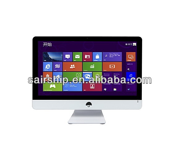 DG-2102 good quality cheap price 21.5 inch i5 All in one pc for gamer
