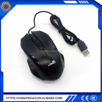 Hot selling custom wired cute computer mouse