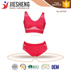 sexy women sport wear cotton bra underwear china factory 2015 for girls