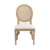Hot sale solid wood wedding stacking event dining chair, event rental stackable louis chair