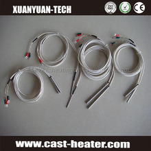 Type K OMEGA Thermocouple Temperature Sensor With Connector