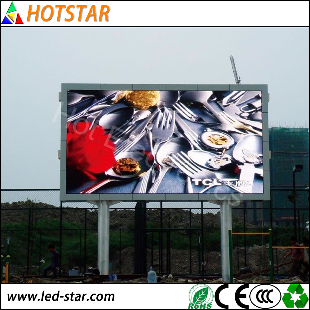 Good Price P10 Giant Screen LED Giant Display
