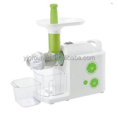 Slow Juicer, suitable for wheatgrass, vegetables and fruits
