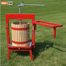 36L Apple Cider Presses with Upper Frame