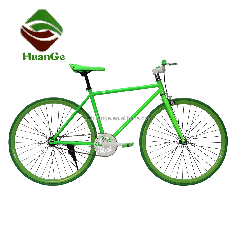 700C 27.5'' 30mm 40mm 60mm fixed gear bike bicycle solid rubber tire coaster brake bike double used fixed bike