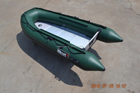 CE inflatable river hand fishing boat for sale