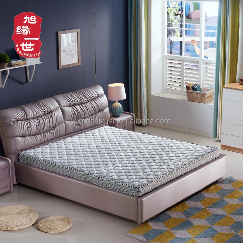 Bedroom type queen size 4D fabric cover sleepwell nature latex coconut mattress - Jozy Mattress | Jozy.net