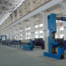 China factory optical fiber cable production line