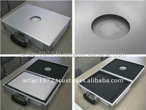 Aluminum laptop hard case for Pro PC 13inch note pc
