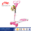 Wholesale price hot sale foot pedal kick scooter/3 wheels kids scooter/scooter kids