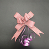 Butterfly Glitter cheap celebrity pink fashion ribbon bow