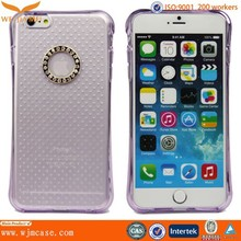 fashion unique cover tpu mobile phone flashing accessory
