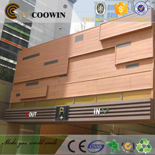 exterior composite wall siding for container house