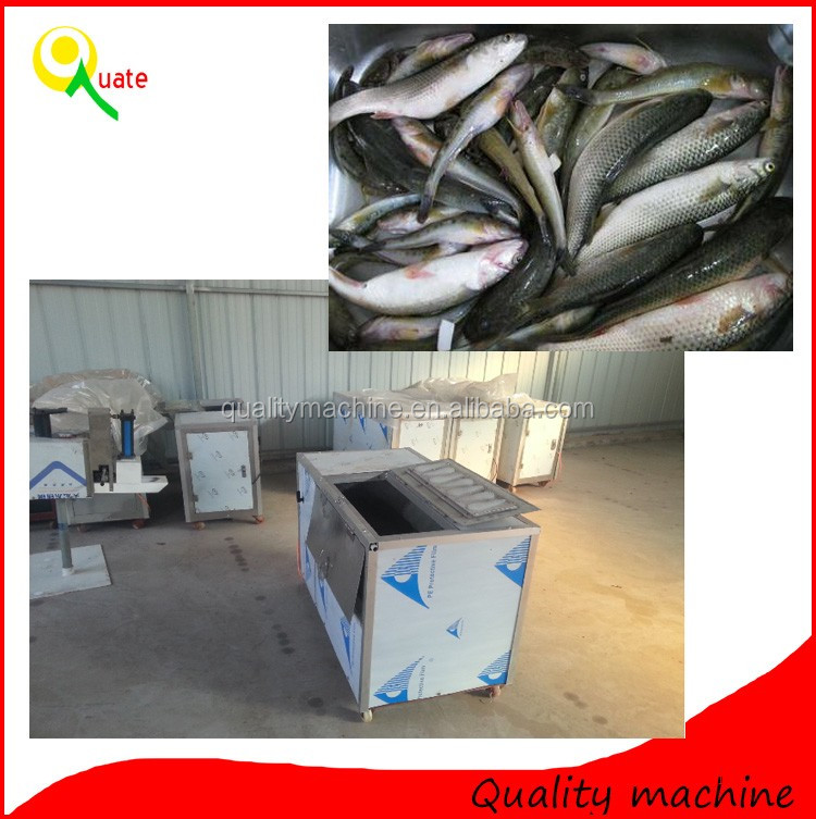 Semi-automatic fish processing equipment/ fish killing machine with best quality