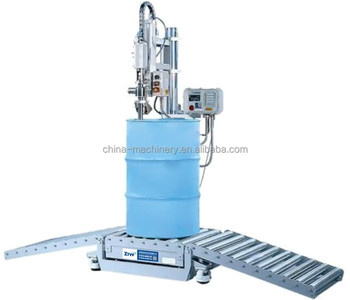 Manufacture Hot Selling Big Drum Semi-automatic Filling Machine