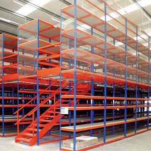 Factor direct saley mezzanine floor rack warehouse mezzanine floor racking for heavy weight goods