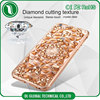 best products for import 3d diamond pattern Kaleidoscope case for iphone 6 Soft TPU Case DLPC297