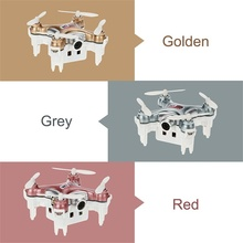 Drone Factory 2016 2.4G 6-Axis Micro Quadcopter Android/Iphone Controlled micro drone 3.0