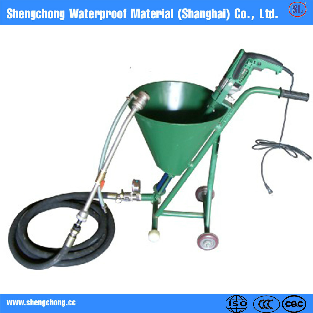 SL-700 cement mortar coating machine for waterproof roof coating