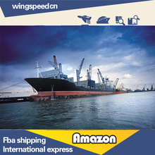 Shipping Amazon FBA Sea freight forwarder UPS special line door to door Including tax service China to USA Skype: shirley_4771