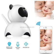 Wholesale Wireless Baby Camera Mini WIFI Baby Monitor IP Camera for Home Security