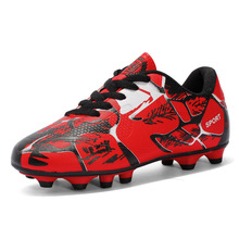 2018 design your own kids soccer shoe football guangzhou wholesale soccer shoes men
