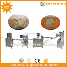 High capacity Pita Bread Machine Arabic Bread Automatic Line
