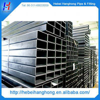 China Trade Assurance Manufacturer pre galvanized steel pipe