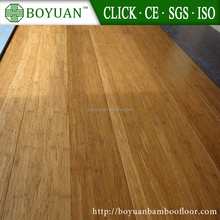 12mm Solid strand woven bamboo Flooring with good price