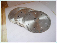 Cold Pressed Sintered diamond saw blade for cutting marble,granite and concrete