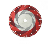 diamond Saw blade for cutting reinforced concrete