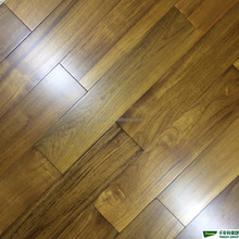 Top veneer thickness 4MM teak engineered wood flooring