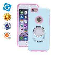 2016 newest Combo cell phone Case for APPLE iPhone 6 6S kickstand heavy duty case for iphone 6se for iphone 6s