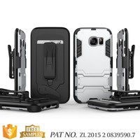 Multi-function belt clip holster case for samsung galaxy s7 edge