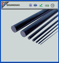 high temperature low price carbon filled teflon rods