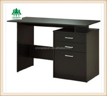 flexible wholesale excellent computer table with printer design