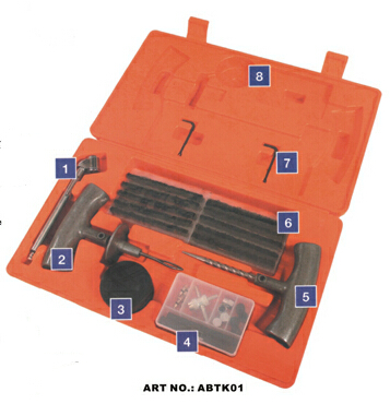 Tire Repaire Tools Kits High Quality