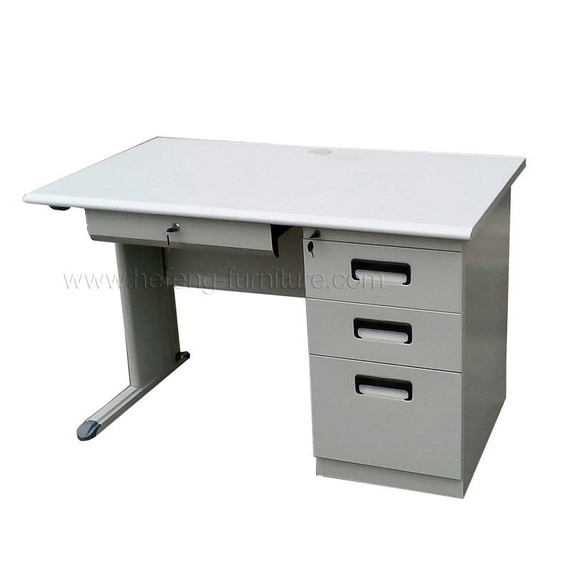 Metal Frame Used Student Desk for Adult