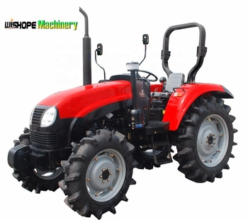 80hp Kubota Similar 4 Wheel Drive Chinese Farm Tractor Prices