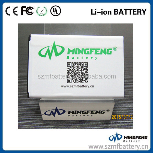 High capacity battery for Note 3, battery for mobile phone N9000