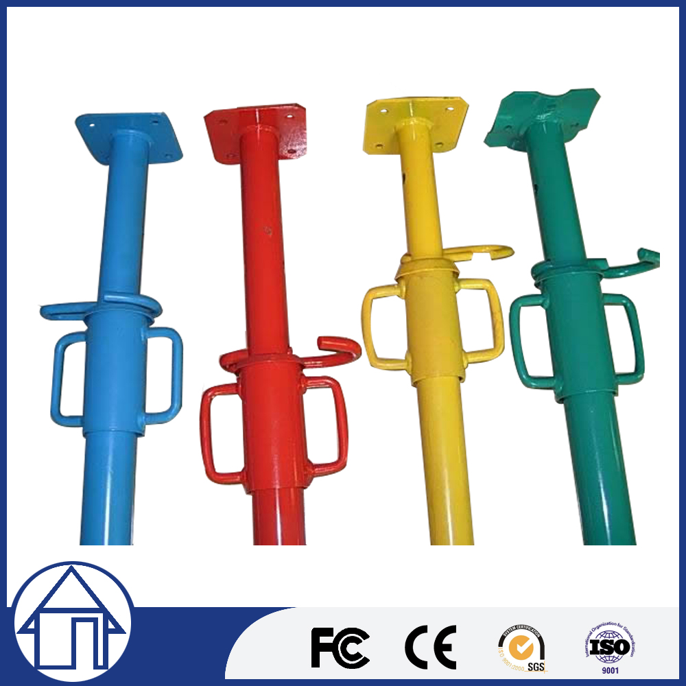 scaffolding shoring telescopic pole or formwork support