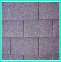 High quality steel roofing 3 tab harbor blue asphalt roofing shingle