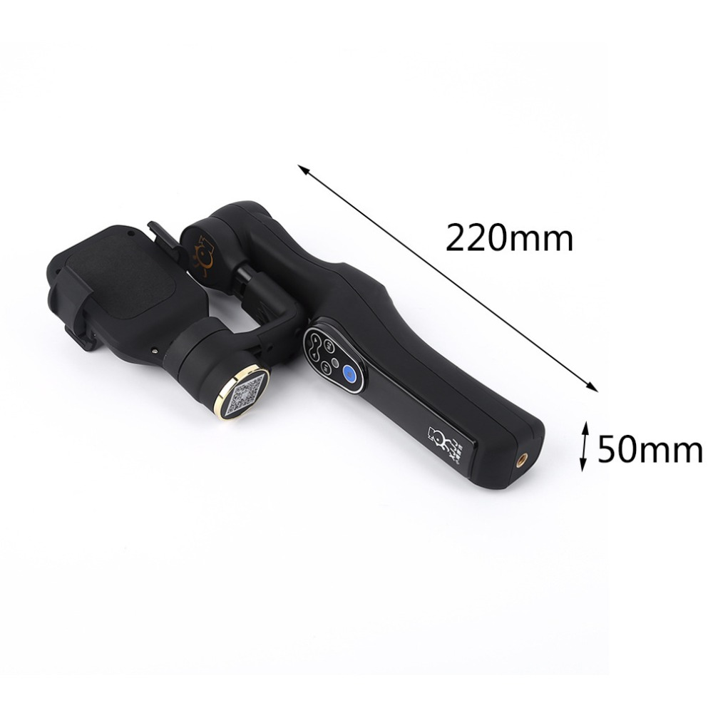 Universal stabilizer JJ1 professional mobile phone 2-axis Brushless stabilizer for smartphone