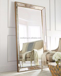 Antique floor standing full length cheap dressing mirror for sale