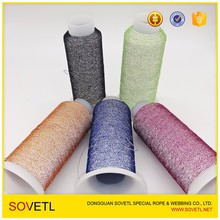 Various colors double-sided high light reflective thread for a reflective vests